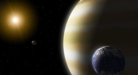 Lg extrasolar planet nasa