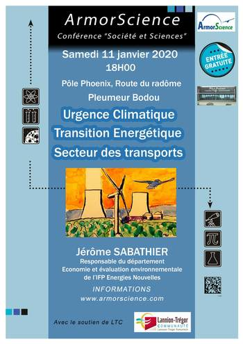Xl urgence climatique transition energ tique transport affiche